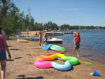 Betula Lake - Photo gallery